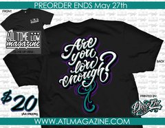 ARE YOU LOW ENOUGH? Shirts