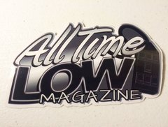 ATL printed switchbox sticker