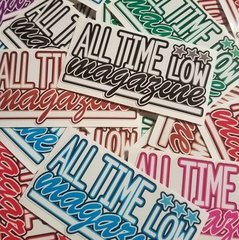 ATL Printed Logo (Select your color)