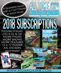 2018 Subscription!! (select to include issue 12 or not)