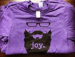 Beard Joy Logo T-Shirt