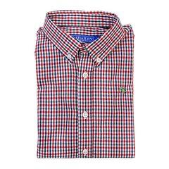 J Bailey Plaid Roscoe Regal Plaid Button Down Shirt