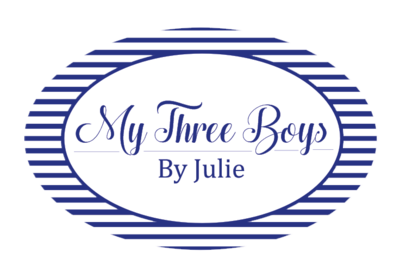 My Three Boys By Julie