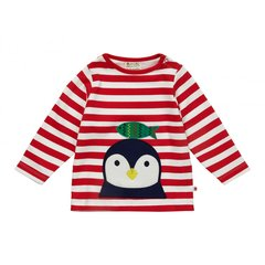 Piccalilly Penguin Striped Shirt