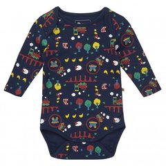 Piccalilly Baby Ribblehead Baby Bodysuit