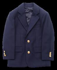 J Bailey Navy Blazer