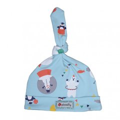 Piccalilly Arctic Animal Knot Hat