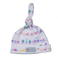 Piccalilly Girls Farm Train Knot Hat
