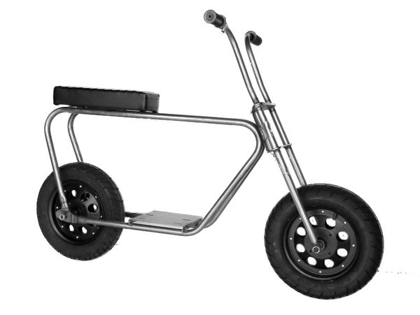 el lobo 10 minibike minibike kits mini bike parts in our store azusa minibikes. Black Bedroom Furniture Sets. Home Design Ideas