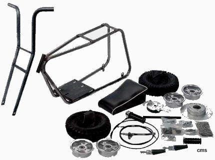 10 azusa minibike kit minibike kits mini bike parts in our store azusa minibikes. Black Bedroom Furniture Sets. Home Design Ideas
