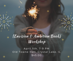{Envision & Ambition Book} Workshop