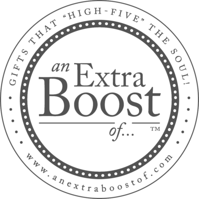 An Extra Boost Of...