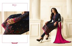 Un-stitched Designer beautiful fancy colorful wedding collection party wear & occasional