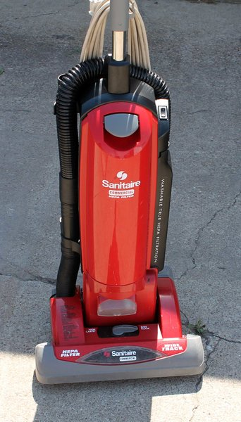 Sanitaire Commercial Vacuum w/ Hepa Filter
