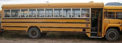 1986 Ford B-7000 School Bus