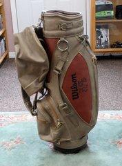 Wilson NFL Golf Bag w/ Cover
