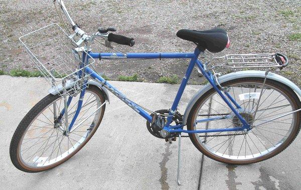 "26"" Huffy Mainstreet 12 Speed Mens Road Bicycle/Bike"