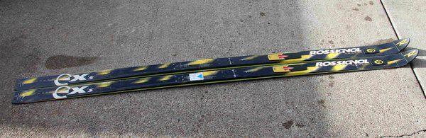 Rossignol Course Excess Skis- 205 P200