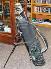 7 pc Golf Set w/ Bag