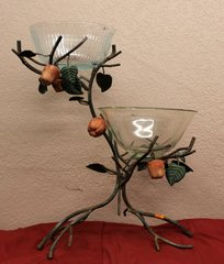 Metal Apple Tree