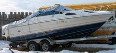 89 Bayliner Olympic Edition Boat & Calkins 21' Trailer
