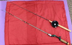 More Ice Fishing Rods