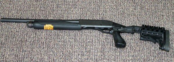 Remington 870 12 Gauge Blackhawk Pump Shotgun