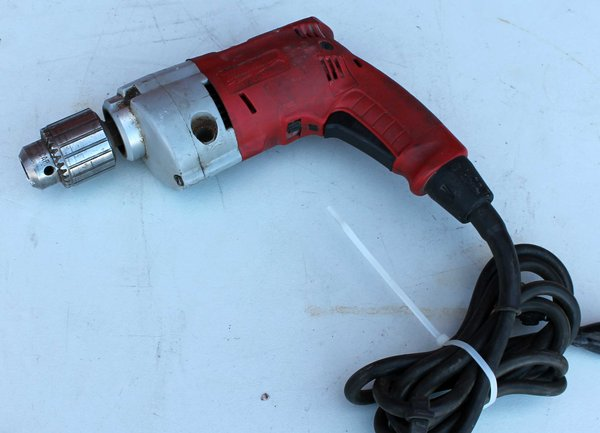 "Milwauke 1/2"" Magnum Hole Shooter Drill"