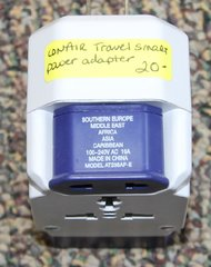 Conair Travel Smart Power Adapter