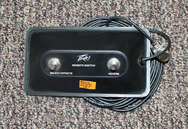 Peavey Remote Guitar Switch