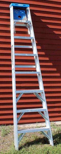 Werner 368 8' Aluminum Ladder