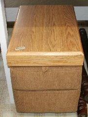 Upholstered File Box