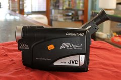 JVC GR AX750 VHSC Digital Video Camera
