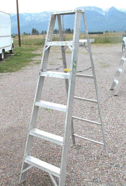 Werner 6' Ladder-Aluminum