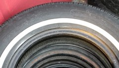 P195/75R14-Co Op Director A/W Steel Belted Radials--75% Tread