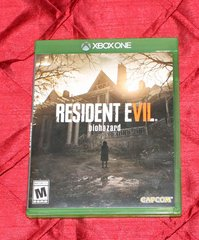 XBOX ONE Resident Evil Biohazard Game