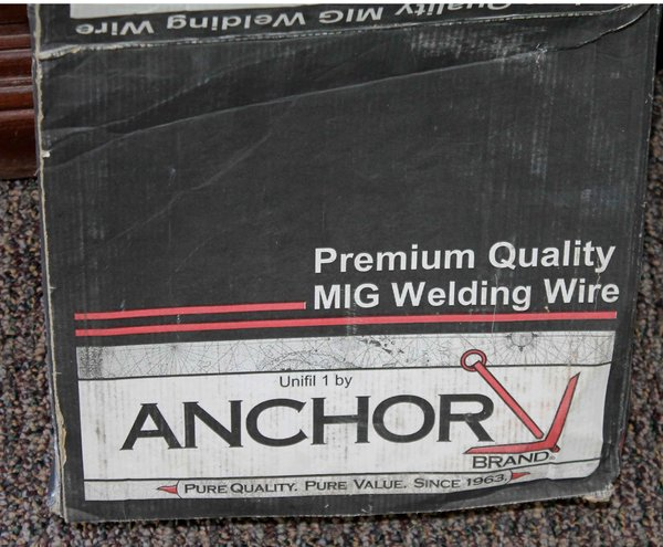 Anchor Premium Quality MIG Welding Wire1/2 roll?