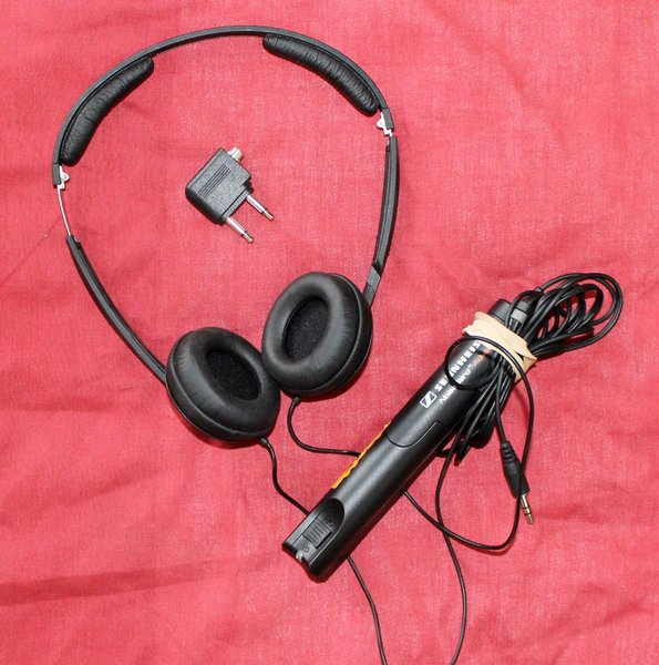 Sennheiser PX 3-600 Noise Guard Advance Lightweight Headset