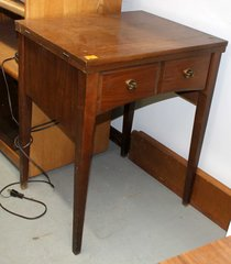 Singer Stylist 534 Sewing Machine In Cabinet