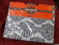 NEW-Harley Davidson Full Sheet Set