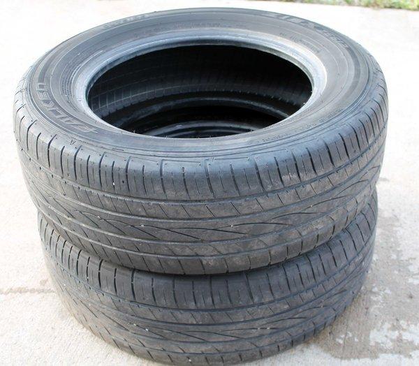 225/60 R16 M+S Falken Ziex ZE612 Tires x2