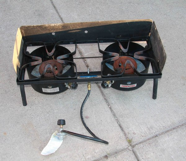 Camp Chef 2 Burner Propane Camp Stove