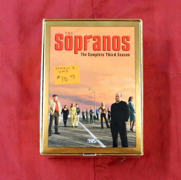 Soparano's 3rd Season-VHS