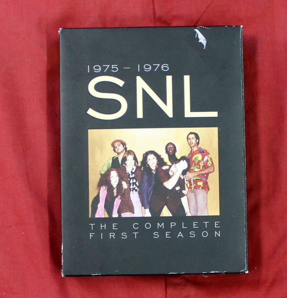 SNL Complete First Season-DVD
