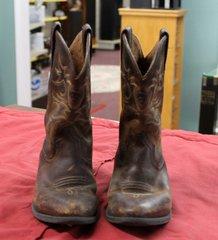Kids Cowboy Boots--size 11