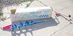"Mora 7"" Ice Drill"