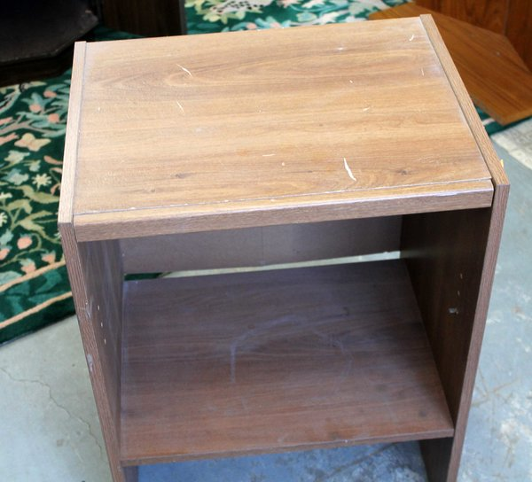 Pressed Wood Stand