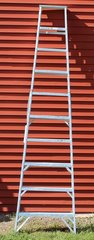 Howard 550 10' Aluminum Ladder