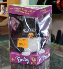 NEW-Electronic Furby