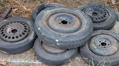 Spare Tire/Donuts